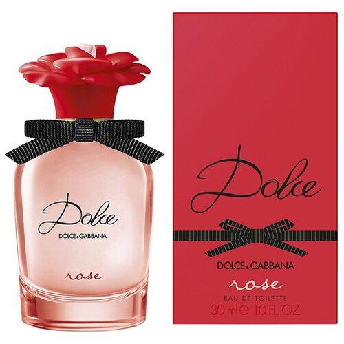 Туалетная вода для женщин Dolce & Gabbana Dolce Rose, 30 мл/Дольче габбана туалетная вода dolce