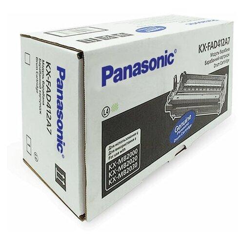 Фото - Оптический блок (барабан) для лазерных МФУ PANASONIC (KX-FAD412A7) MB1900/2000/20/30/5 оптический блок panasonic kx fad473a7