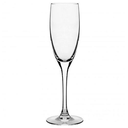 Фото - Набор фужеров SIGNATURE 170 мл д/шамп. из 6 штук (ОСЗ арт.Н8161) luminarc набор фужеров для шампанского signature 3 шт 170 мл j9756