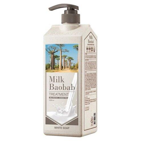 Купить MilkBaobab OWS Бальзам для волос MilkBaobab Original Treatment White Soap (1000 мл), Milk Baobab