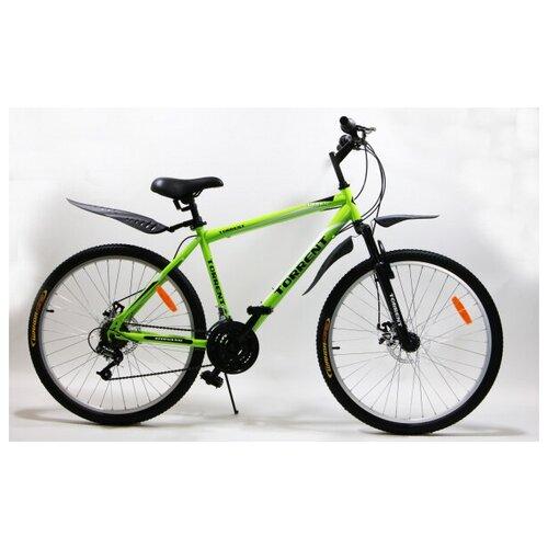 Велосипед Torrent Urban Зеленый матовый