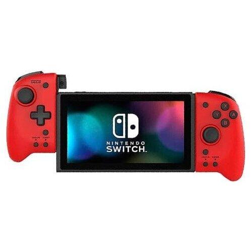 Геймпад HORI Split Pad Pro Volcanic Red для Nintendo Switch (красный)