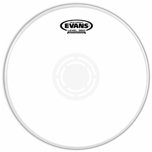 Evans B13HW Пластик для малого барабана 13 evans tt12g14 12 дюймовый пластик для барабана