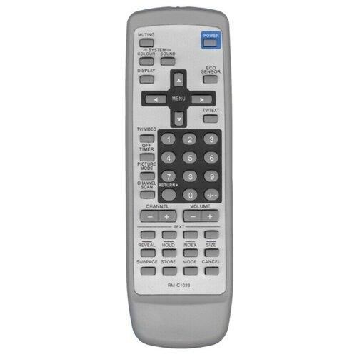 Фото - Пульт ДУ Huayu для JVC RM-C1013/RM-C1023 пульт ду для телевизоров jvc rm c1013