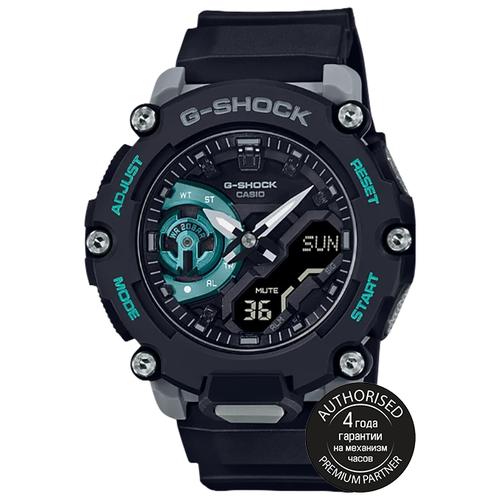 CASIO Наручные часы CASIO GA-2200M-1AER