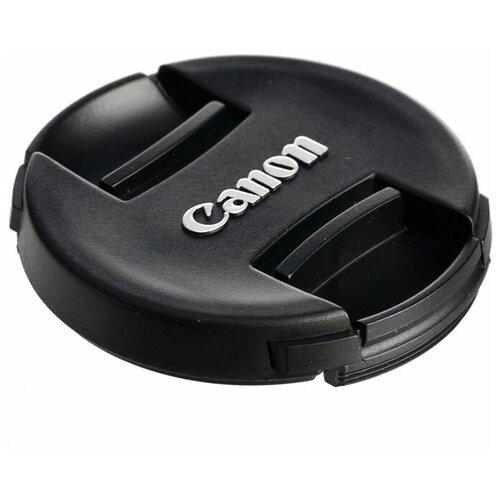 Фото - Крышка Canon на объектив, новый дизайн, 55mm крышка nikon на объектив 55mm