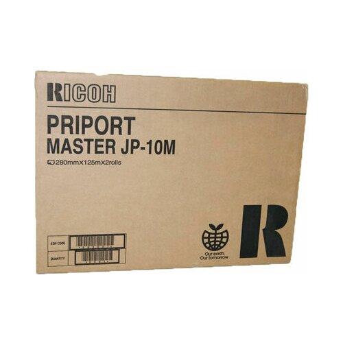 Фото - Мастер-пленка Ricoh Master Tape JP-10M (893027) 18 30mm 5m kawaii rainbow life washi tape diy decoration tape scrapbooking planner masking tape adhesive tape label stationery