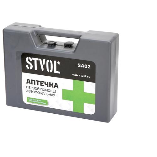 Автомобильная аптечка первой помощи STVOL, SA02