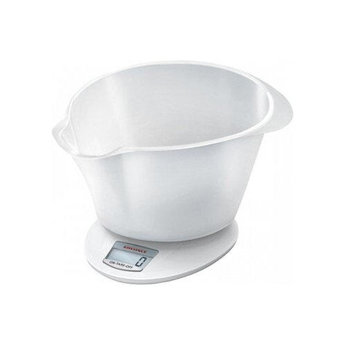 Кухонные весы Soehnle Roma Plus (бел.)с чашей