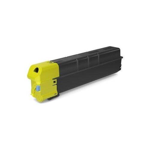 Фото - Картридж лазерный Kyocera TK-8735Y 1T02XNANL0 желтый оригинальный картридж лазерный kyocera tk 160