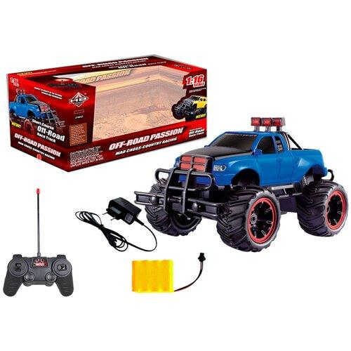 Машина на радиоуправлении / Радиоуправляемый джип / Игрушка на д/у детская игрушка radC-OD3Nblue01