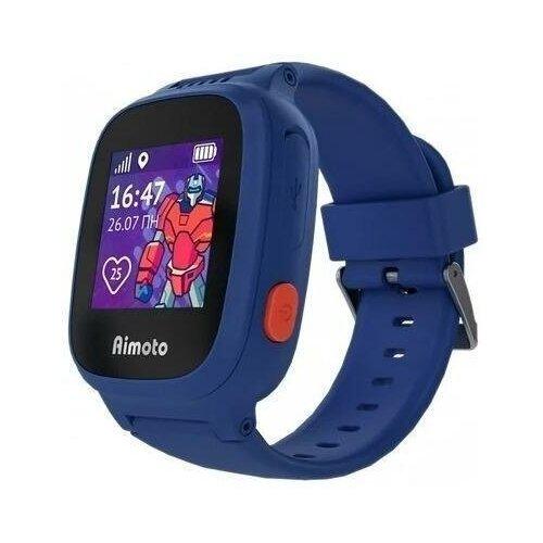 Часы Aimoto Кнопка жизни Aimoto Kid Robot Синий