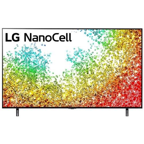 Фото - Телевизор NanoCell LG 55NANO956PA 54.6 (2021), серый металлик телевизор lg 55up8100 серый