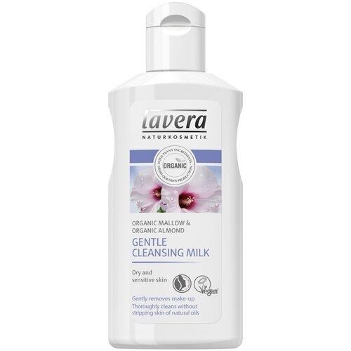 Lavera молочко для лица мягкое очищающее Gentle Cleansing Milk, 125 мл