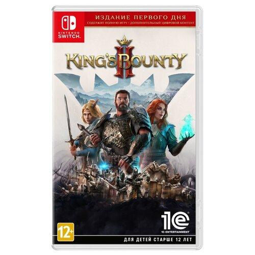 Игра для Nintendo Switch: King's Bounty II Издание первого дня.