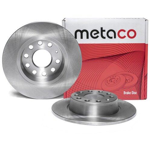 Диск тормозной задний Metaco 3060-023