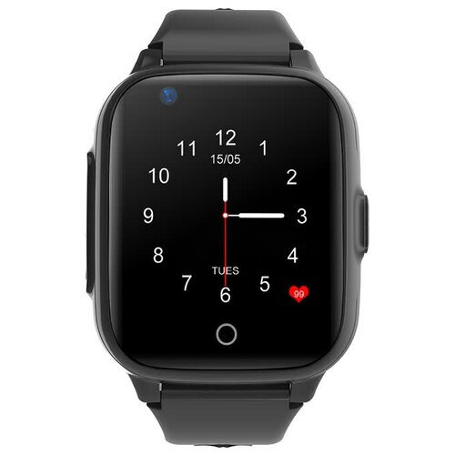 Смарт часы Smart Baby Watch Wonlex KT15 черные часы smart baby watch q50 черные