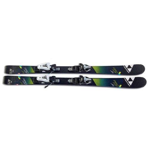 Горные лыжи детские с креплениями Fischer PRO MT JR SLR 2 (18/19), 80 см