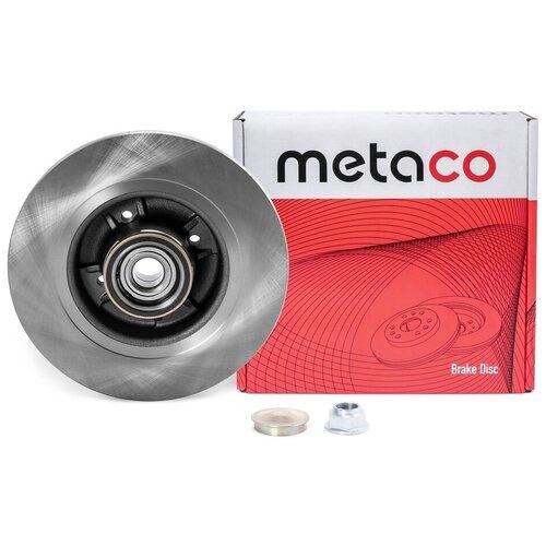 Диск тормозной задний Metaco 3060-268
