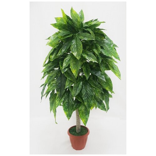 Искусственные цветы дерево лонгифолия/ Искусственные дерево для декора/ искусственные дерево для декора в горшках/ искусственные дерево для декора в кашпо/ Искусственные растения/ искусственные дерево в кашпо