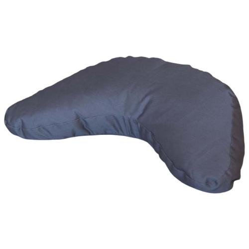 Подушка для йоги Йога СПБ Лепесток серый