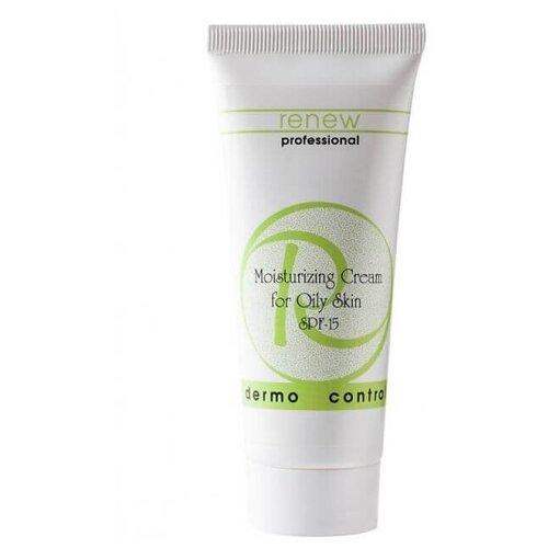 RENEW / Moisturizing cream for oily and problem skin SPF-15 / Увлажняющий крем для жирной и проблемной кожи SPF-15, 70 мл