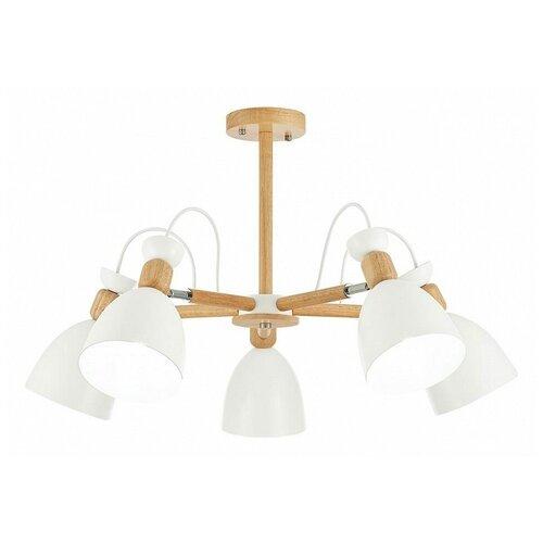 Люстры и потолочные светильники Evoluce SLE103802-05