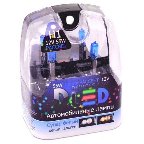 Газонаполненная автомобильная лампа H1 Серия