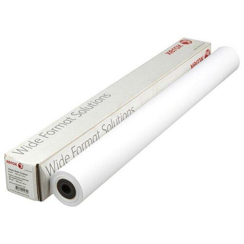 Бумага широкоформатная Xerox Inkjet Matt Coated 90г 1067ммх45м 50,8мм