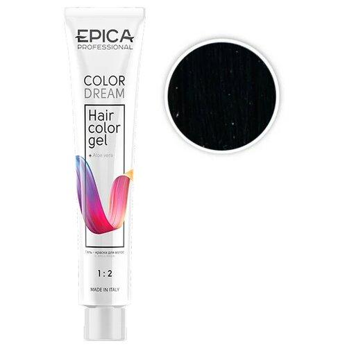 Купить EPICA Professional Color Dream гель-краска для волос, 4.77 шатен шоколадный интенсивный, 100 мл