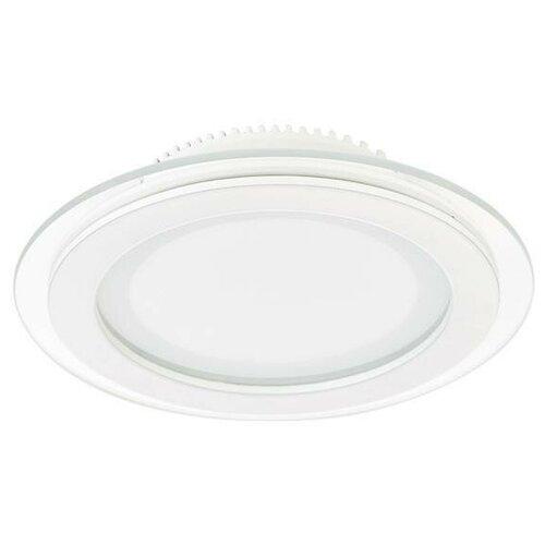 Светильник встраиваемый Ambrella Light Led Downlight, 302126, 12W, LED