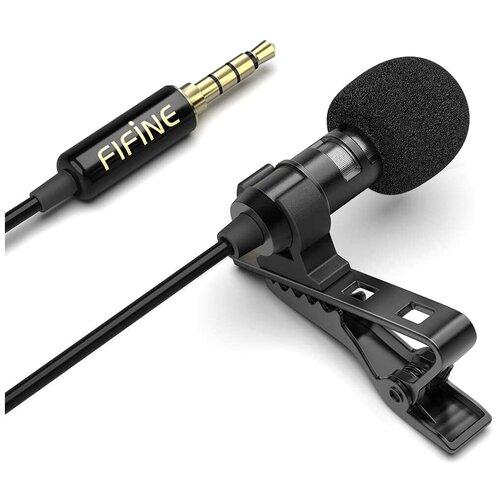 Петличный микрофон Fifine Headset Lav Mic С1