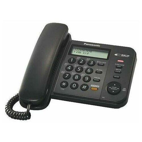Телефон Panasonic KX-TS2358 Черный
