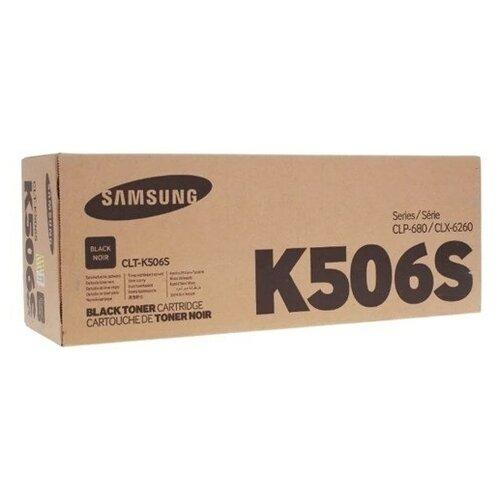 Фото - Картридж лазерный SAMSUNG CLT-K506S черный (2000ст картридж лазерный samsung clt y506s желтый 1500ст
