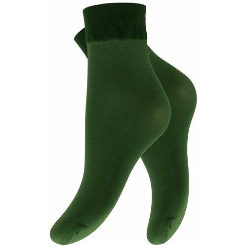 Носки Анкона (Ancona (c.) (Mad.) rio verde (тёмно-зелёный) UNICA