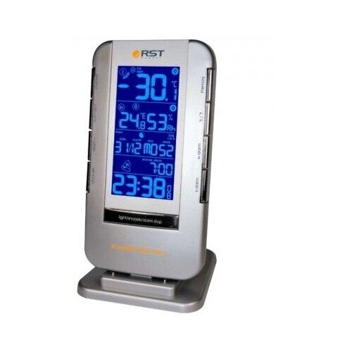 Термометр цифровой с радио-датчиком RST 02711 выносной термометр rst rst 02711