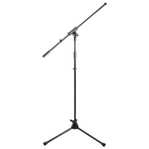 Фото - Микрофонная стойка напольная OnStage MS9701B+ напольная стойка под планшет itech mount showpad7