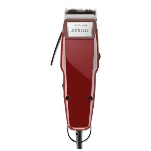Moser Машинка для стрижки волос 1400 Edition 1400-0050 машинка для стрижки moser 1400 edition 1400 0268 white