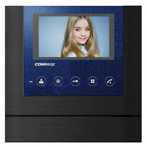 Видеодомофон Commax CDV-43M Metalo Black