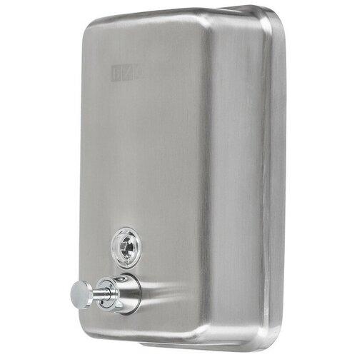Дозатор для жидкого мыла BXG SD H1-1000М 1000мл. нерж.сталь(матовый)