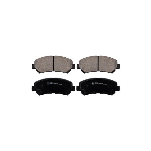 TRW GDB3467DTE (0252463217 / 05P1314 / 0986494244) колодки тормозные дисковые | перед |