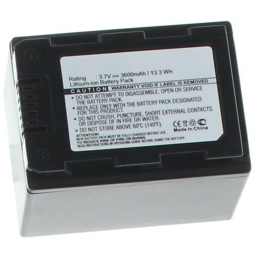 Аккумуляторная батарея iBatt 3600mAh для Samsung IA-BP210E, iB-F268, iB-F397