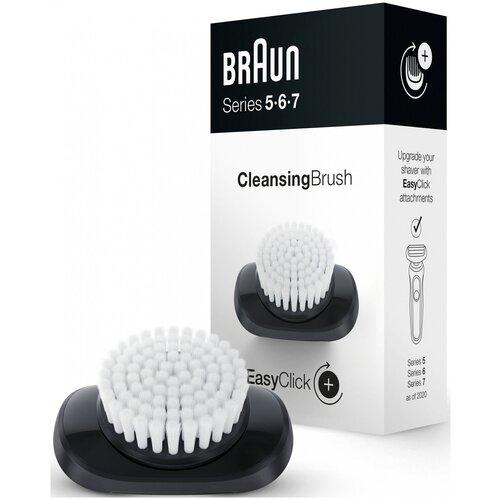 Насадка Braun 03-BR Black для чистки лица упак.1шт
