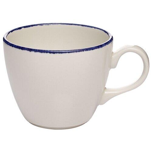 Чашка чайная «Блю дэппл», 0,227 л., 9 см., синий, фарфор, 1710 X0021, Steelite