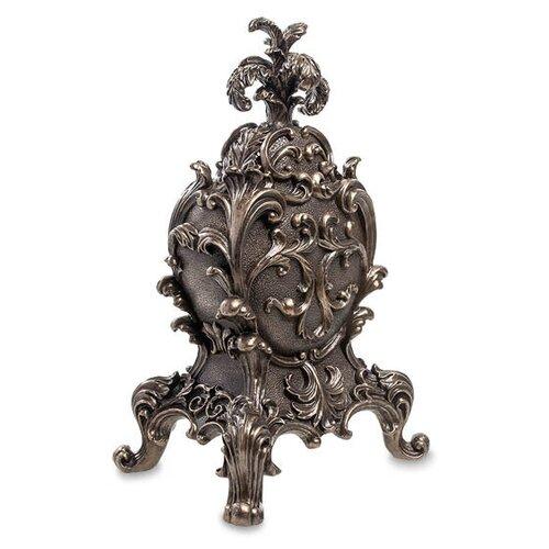 Часы в стиле барокко Королевский цветок WS-614 113-902581