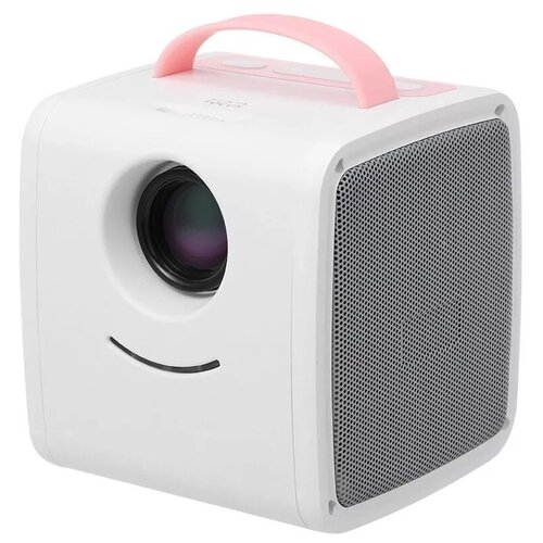 Фото - Детский мультимедийный проектор куб Q2 (розовый) детский растущий стул конёк горбунёк