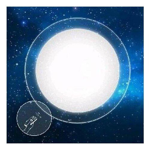 Estares светильник накладной светодиодн. Saturn 25W(2200lm) 2K-4K-6K d330x82мм IP44 пульт ДУ без канта 558316 (арт. 558313) управляемый светодиодный светильник estares saturn 25w rgb r 328 shiny white 220 ip44 2019