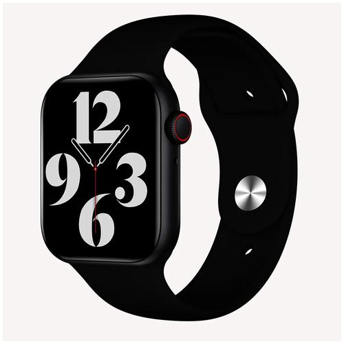 Умные часы Smart watch IWO HW99, черный