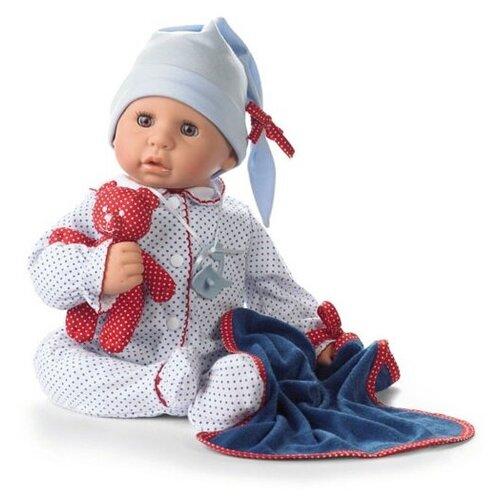 Gotz GOTZ Коллекционная кукла Готц (Gotz) Пупс Куки, карие глаза (48 см)