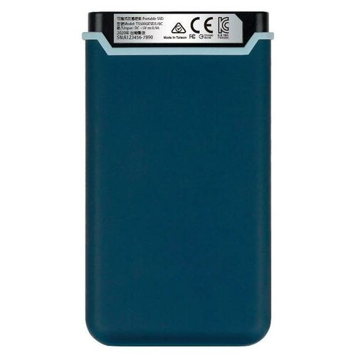 Фото - Внешний жесткий диск Transcend ESD370C 500Gb TS500GESD370C 1 шт. внешний ssd transcend esd370c 1tb ts1tesd370c blue